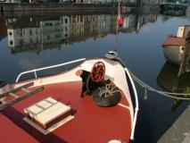 De Clochard op 5 maart 2004 in Portus Ganda te Gent