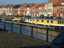 De Caprice aan de Gasmeterlaan te Gent in november 2003