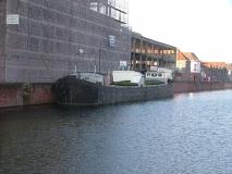 De Discoboot in Kortrijk op 6 februari 2005