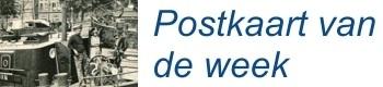 Postkaart van de week 35: Beurtschip Ville de Gand