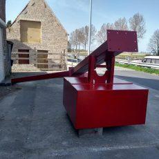 Museumschip Tordino vaart naar Stad Oudenburg!