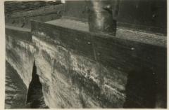 Het lossen van het Duitse sleepschip Hillitsordus, gebroken in 1935