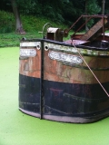 Baquet Les Deux Soeurs op 11 augustus 2006 nabij Scheepslift 3