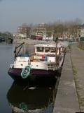 De Clochard op 17 maart 2004 in Portus Ganda te Gent