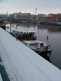 De Clochard op 28 februari 2004 in Portus Ganda te Gent