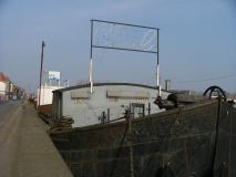 De Discoboot op 9 april 2007 te Kortrijk