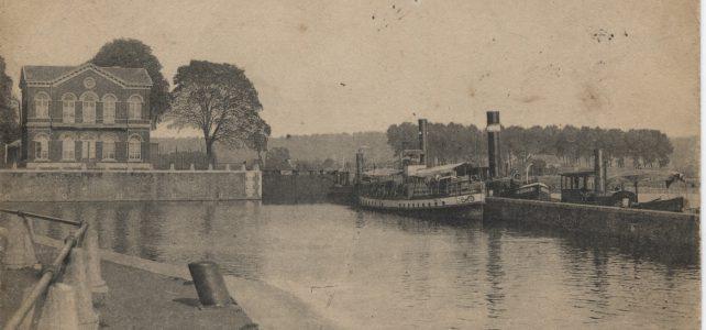 Belgische waterwegen in Beeld