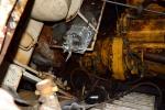 Deepwater: Machinekamer met Caterpillar motor