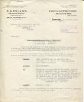 BRIEF - D.A. Poland Insurance Broker - KHL - 1933 - Pagina 1