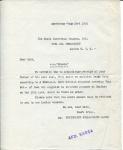 BRIEF - Shell Marketing Company Ltd. - KHL - 1922 - SS Orania
